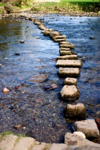 "Stepping Stones to ""Financial Security"""