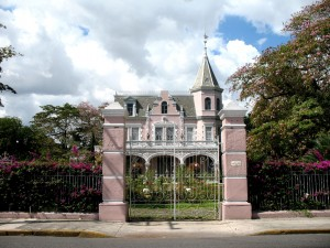 Big house on Calle 60 in Merida