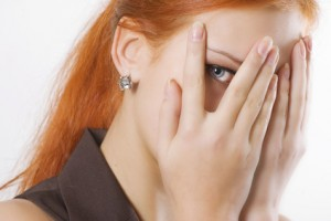 © MORO - Fotolia.com -- woman in avoidance